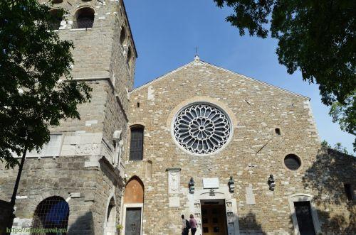 Базилика Сан-Джусто в Триесте